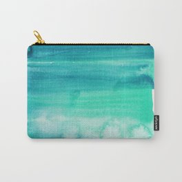 26  | Abstract Painting | 190725 Carry-All Pouch