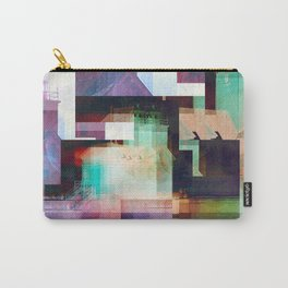 Lighthouse Abstract Carry-All Pouch
