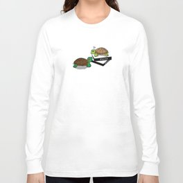 King of the Pizza Long Sleeve T-shirt