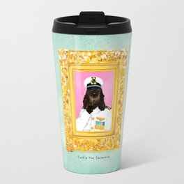 Spaniel the Casanova Travel Mug