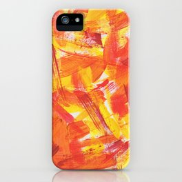 Forestfire iPhone Case