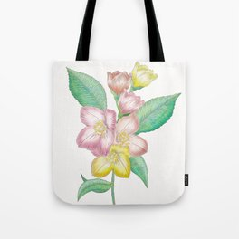 Flowers for your spring spirits Tote Bag