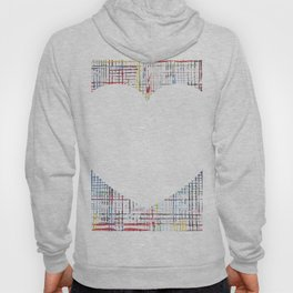 The System - large heart Hoody