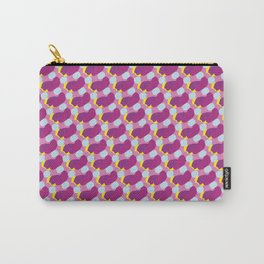 ultraviolet grains Carry-All Pouch