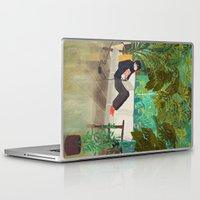 jungle Laptop & iPad Skins featuring jungle by Lara Paulussen
