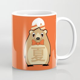 Natsu - Season bear Summer Coffee Mug