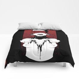Restraint Comforters