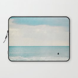 The surf, revisited Laptop Sleeve