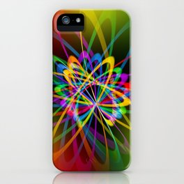 Abstract perfection - 102 iPhone Case