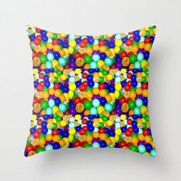 Ball Pit Throw Pillow
