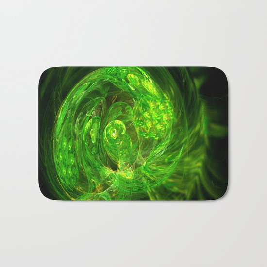 Serpent Emerging Bath Mat