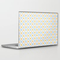 egg Laptop & iPad Skins featuring Egg by MonsterGuts
