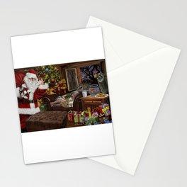 Snappy Santa Stationery Cards