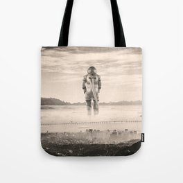 The Unwanted Giant Tote Bag