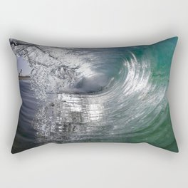 The Wedge / Dripping Chandeliers  7-11-20  Rectangular Pillow