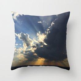 Ray Throw Pillow