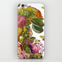 Magic Garden XI iPhone Skin