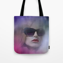 in the shop window -102- Tote Bag