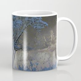 Evening Snow Coffee Mug