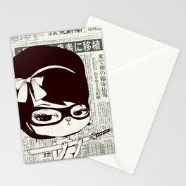 Bakemona-Lisa Stationery Cards