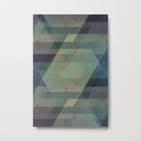 The Clearest Line VIII Metal Print