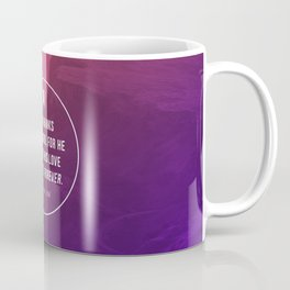 Psalm 136 Coffee Mug