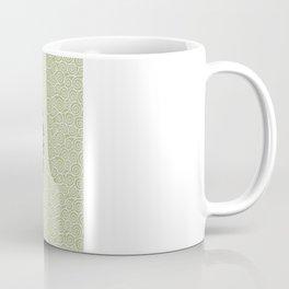 Fabby Flower-Vintage colors Coffee Mug