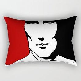 Portrait RBN Rectangular Pillow