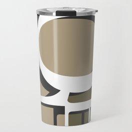 Love Typo #society6 #decor #buyart Travel Mug