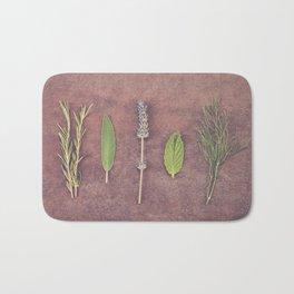 Herbs Bath Mat