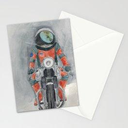 'Nauts on Bikes Stationery Cards