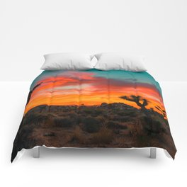Joshua Tree Parc National Comforters