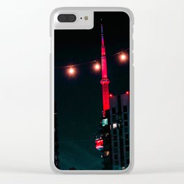 Leading Lights Clear iPhone Case