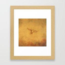 dovely Framed Art Print