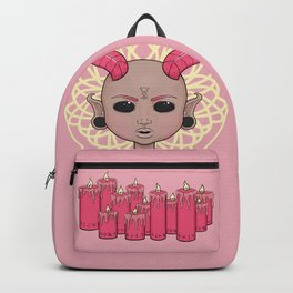 Pink Hymnal Backpack
