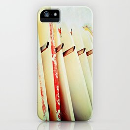Surf Wax America iPhone Case