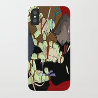 tmnt iPhone & iPod Cases featuring TMNT by SquidInkDesigns