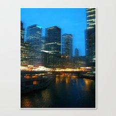 CityCity Canvas Print