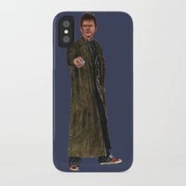 10th Doctor 2 iPhone Case