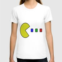 pacman T-shirts featuring Pacman by ArtSchool