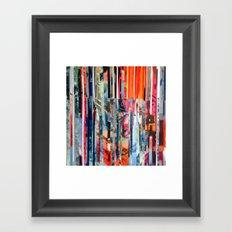 STRIPES 23 Framed Art Print