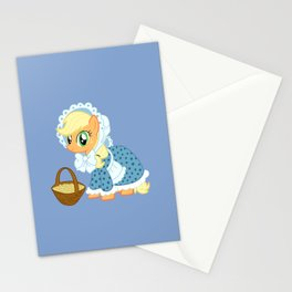 Gramma Applejack Nut Stationery Cards