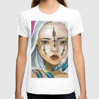 indigo T-shirts featuring Indigo by Nataliette