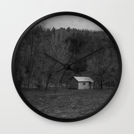 Two thousand miles away Wall Clock