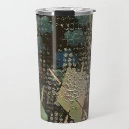 Stencil Travel Mug