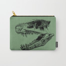 Postosuchus Skull II Carry-All Pouch