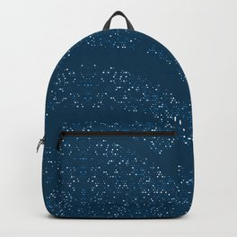 Sparkling Hills - Classic Blue Backpack