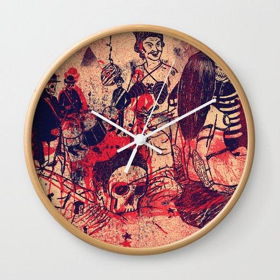 Boom Doom Ka Doom Wall Clock