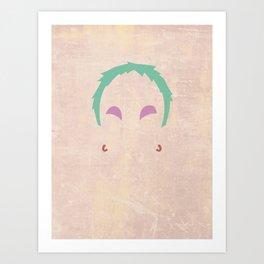 Minimalist Leeron Art Print