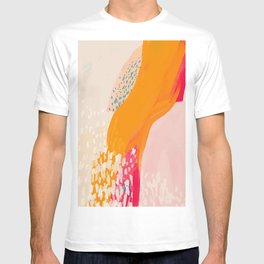 The Abstract Shape Of Spring T-shirt